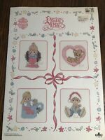 1996 GLORIA & PAT Counted Cross Stitch Instruction Leaflet 24 Designs