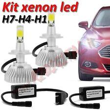 KIT DIGITALE XENON LED H7 6000K LAMPADE DRIVE SLIM HID AUTO XENO LAMPADINA FARO