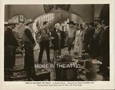 COWBOY WESTERN STAR JOHNNY MACK BROWN ORIG DEEP IN THE HEART OF TEXAS STILL