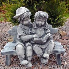 Gartenfiguren & -skulpturen mit Menschen Wetterfeste