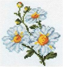Alisa Counted Cross Stitch Kit - Daisies