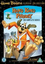 Hong Kong Phooey Complete Collection DVD Hanna Barbera R4 New