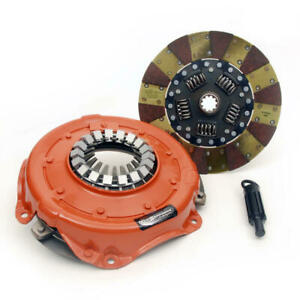 Centerforce Clutch Pressure Plate & Disc Set DF271675; Dual Friction for Chevy