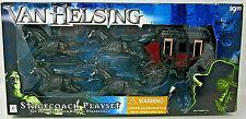 Van Helsing Monster Slayer Movie Stagecoach Playset 2004 Blockbuster Sealed Box