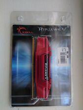 G.SKILL Ripjaws V Series DDR4 2666 PC4-21300 288-Pin 8GB 8GB x 1