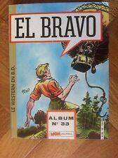 ALBUM EL BRAVO 33 TTBE