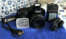 Canon - PowerShot SX540HS 20.3-MP~~ Digital Camera~~Black~~50x Optical~~32GB SD~