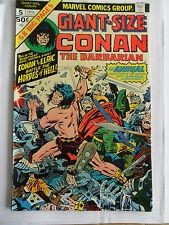 Conan - GIANT SIZE (Nr. 5 / 1975) (USA / US Marvel Comic) - Zust. 2