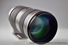 Canon EF 70-200mm F/2.8 DISTANCIA USM Excelentes