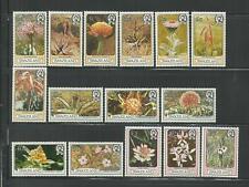 SWAZILANDIA. Año: 1980. Tema: SERIE BASICA. FLORA. FLORES.