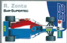 Aimant magnet Prost 1999 Formule 1 Formula 1 F1 Ricardo Zonta BAR Supertec