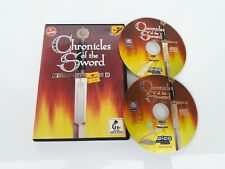 Chronicles of the Sword, Retro PC Game, CD Rom, Psygnosis