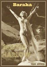 EROTIC HARLOW 20 RARE HESSER NUDES w 40+ HOT PIX BLONDE BOMBSHELL PHOTO CD-ROM