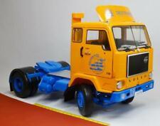 Volvo F 88 Azul Naranja Deutrans Tractora Camión 1:18 - Road Kings RK180062