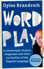 WORD PLAY - BRANDRETH, GYLES - NEW PAPERBACK BOOK