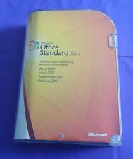 MICROSOFT OFFICE  2007 STANDARD FULL VERSION GENUINE PRODUCT KEY WORD ETC