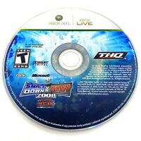 WWE SmackDown vs. Raw 2008 Featuring ECW (Microsoft Xbox 360) DISC ONLY - TESTED
