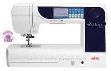 Elna eXcellence 760 Pro Sewing Machine