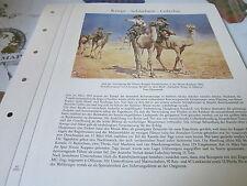Deutsches Miltiär Archiv 5 5081 Südwestafrika Verfolgung  Kopper Hottentotten