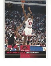 1993-94 UPPER DECK BASKETBALL MR. JUNE MICHAEL JORDAN #MJ5 THREE-POINT KING