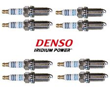 For Volvo C30 S40 S80 V70 2005-2014 Set of 8 Spark Plugs Denso 5346/IKH24