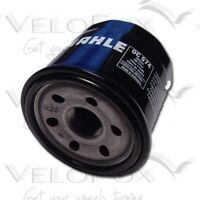 Mahle Oil Filter fits Suzuki GSF 650 A Bandit ABS 2005-2013