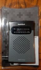RadioShack Vintage AM/FM Pocket Radio
