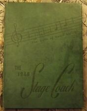 "1948 St. Mary's School & Junior College ""Stage Coach"" Yearbook - Raleigh, NC"