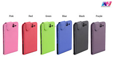 iPhone 4 4G 4S Case Premium Flip Leather Cover For Apple+Screen Protector