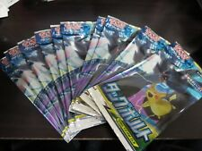 Pokemon card SM9 Tag Bolt Booster タッグボルト 10 packs Japanese