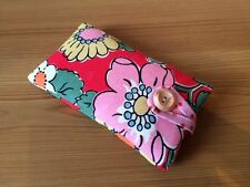 iPhone 5 / 5S / 5C / SE Padded Fabric Case Cover - Cath Kidston Camden Rose