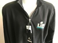 Super Bowl LIV Miami NFL Men's Glacier Pullover by Antigua Outerwear Size XL