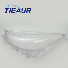 Left Side Headlight Lens Cover Transparents Lampshade Fit For Mazda 3 2017-2018