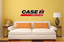 """Case IH 22"""" removable wall art Man Cave sticker decal interior wall decoration"""