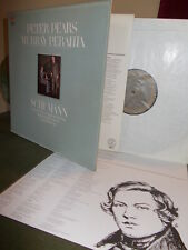 SCHUMANN: Liederkreis 5 Lieder op.40 6 Gedichte & Requiem > Pears Perahia / CBS