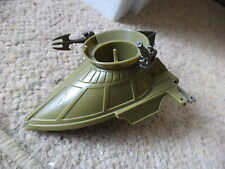 kenner star wars 1984 vehicle with missing parts fair item  please see pictures