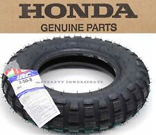 "IRC Honda OEM DOT Tractor Grip Front or Rear Tire 3.50-8"" 79-99 Z50R Z50 #T84"