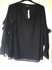 **Evans Long Sleeve Top Size 18**