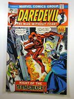 Daredevil #115, VF/NM 9.0, Hulk 181 ad for 1st Appearance Wolverine; MVS