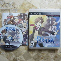GUIDED FATE PARADOX ✨Playstation 3 PS3✨USA Complete NICE SHAPE