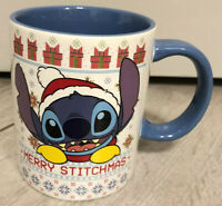 MUG STITCH NOEL Disneyland Paris