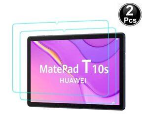 2 x Flim PET Screen Protector for Huawei MatePad T10s 10.1 2020 release