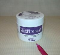 """""""Museum Wax"""" Adhesive for Securing Stabilizing DOLLHOUSE Miniatures to Surfaces"""