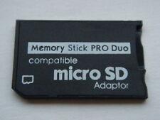 ADATTATORE MICRO SD A MEMORY STICK PRO DUO MAX 16GB