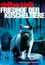 FRIEDHOF DER KUSCHELTIERE   DVD NEU  DALE MIDKIFF/DENISE CROSBY/FRED GWYNNE/+