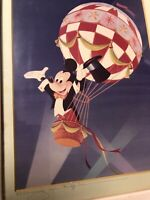 Walt Disney Production Of An Original Celluloid Drawing Mickey Mouse