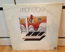 """MANEIGE LP """" Maneige """" HARVEST Canada 1975'"""