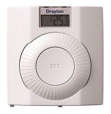 Drayton digistat + RF Wireless Digital Camera Stat Termostato RF601 (no ricevitore)