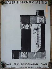 1960-1969 Plakate mit Werbung
