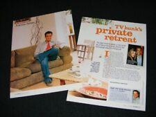 ANTONIO SEBATO JR magazine clippings